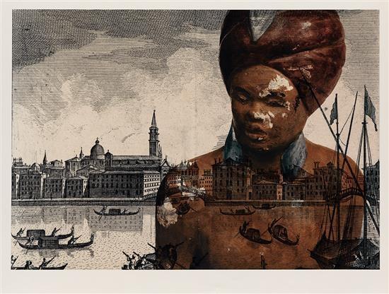 untitled (venice biennale) by fred wilson