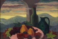 still life in the mountains by alison baily rehfisch