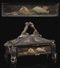 casket by charles daniel ward