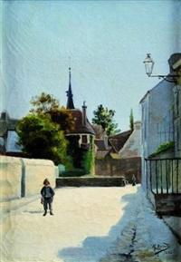 le petit garçon dans la ruelle by mary renard