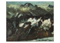 landscape by makoto saburi