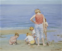 nothing like sand and water by norman hepple