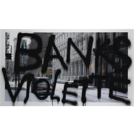 most wanted mennyc banks violette by pierre bismuth