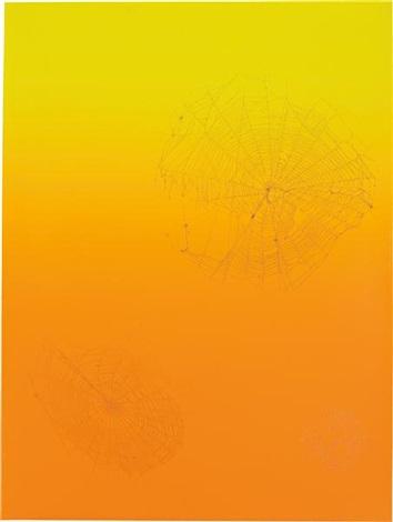 web sampler 79 by pae white
