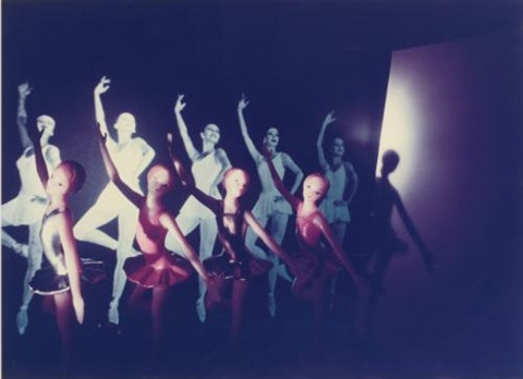 arms up maria tallchief by laurie simmons