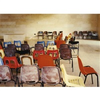 chairs by sharon yaari