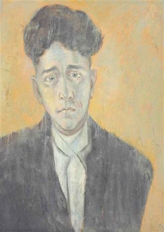 portrait of jean cocteau by cecil beaton