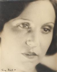 portrait de femme by remy duval