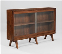 bookcase by pierre jeanneret