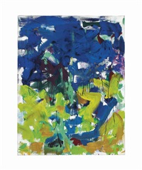 border by joan mitchell