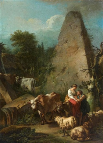 lheureuse rencontre by jean baptiste marie pierre