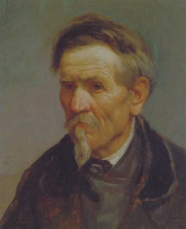 portrait eines herren by cecil van haanen