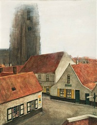 kirche in flandern by peter forster