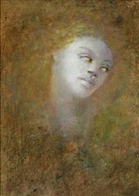 visage by leonor fini