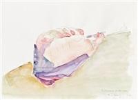 die monomanie des alpenmalers by maria lassnig