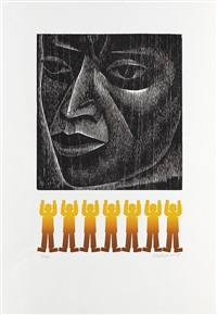 man by elizabeth catlett