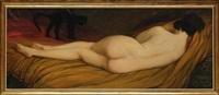 desnudo femenino by ignacio rosas