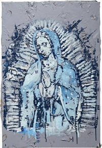 untitled (la virgen) by retna