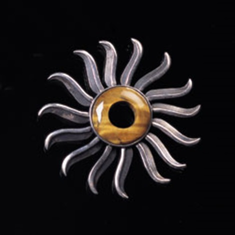 sunburst pin by cecilia toño