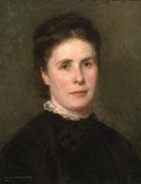 retrato de dama by jesus rodriguez corredoyra de castro