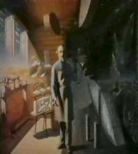 tsiolhowski, le pere du cosmos by rachid assaiev