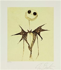 The Nightmare Before Christmas Giclee Suite..., 2005