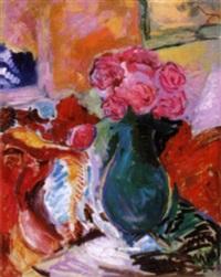 bouquet de roses by hélène sandoz