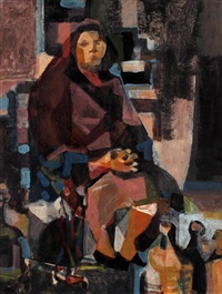 wine seller by romeo v. tabuena