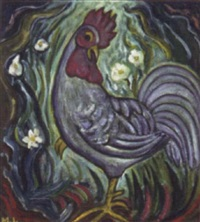 the rooster by mabel irene lockerby