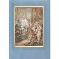 contes de la fontaine dessine et invente par dom jason xavedra jacobin (72 works) by i. xavary
