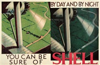 shell/by day and by night by g. watson