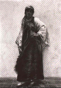 woman by pietro aldi