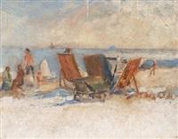 on the shore by robert graham dryden alexander
