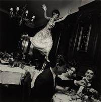 dorothea (jump), paris by melvin sokolsky