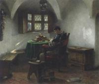 beim studium by arthur hutschenreuter