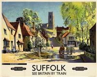 suffolk, kersey by jack merriott