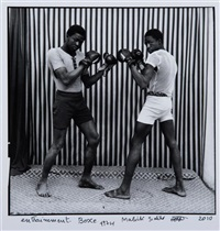 entrainement by malick sidibé