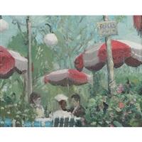 umbrellers by henry robertson craig