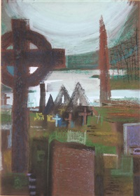 headstones by arthur armstrong