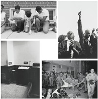 memories of the southern civil rights movement (28 works) by danny lyon