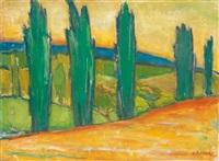 paysage by serge fontinsky