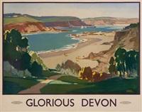 glorious devon by leonard richmond