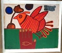 la main et l'oiseau… by corneille