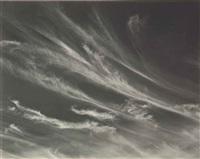 clouds by edward weston