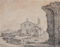 chapelle de pêcheurs by achille vianelli