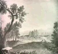 les pecheurs by jean-baptiste metivier