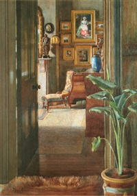 a collector's home by maud adams