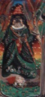 erzulie au flambeau by pierre andré