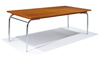 camel table by richard neutra