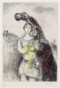 aus: bibel by marc chagall